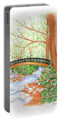 Creek Crossing Portable Battery Charger