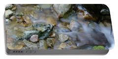 Creek On Mt Tamalpais Portable Battery Charger