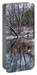 Creekside Portable Battery Charger by Nicki McManus