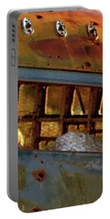 Portable Battery Charger featuring the photograph Creepers by Trish Mistric