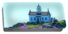 Crescent City Lighthouse Portable Battery Charger