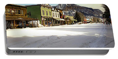 Crested Butte Portable Battery Charger