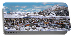 Crested Butte Panorama Portable Battery Charger