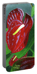 Crimson Thrill Portable Battery Charger