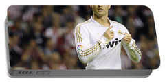 Cristiano Ronaldo 4 Portable Battery Charger
