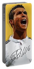 Cristiano Ronaldo Cr7 Portable Battery Charger