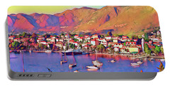 Croatia Coastal Living Portable Battery Charger