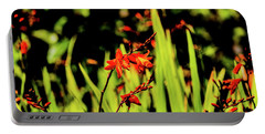 Crocosmia Portable Battery Charger