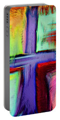 Cross Of Hope Portable Battery Charger