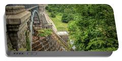 Croton Dam New York Portable Battery Charger