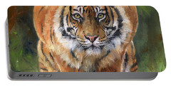 Crouching Tiger Portable Battery Charger