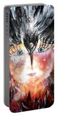 Crow Child Portable Battery Charger