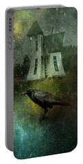 Crow House Portable Battery Charger