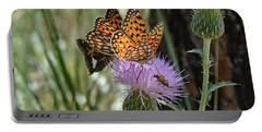 Crowded Thistle Portable Battery Charger
