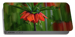 Crown-imperial Abstract #h5 Portable Battery Charger
