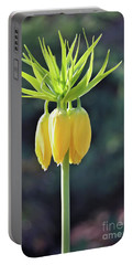 Crown Lily Portable Battery Charger