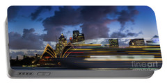 Cruise Ship Sydney Harbour Portable Battery Charger