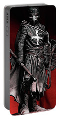 Crusader Warrior - Medieval Warfare Portable Battery Charger