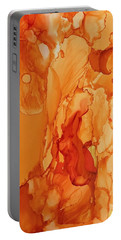 Orange Crush Portable Battery Charger