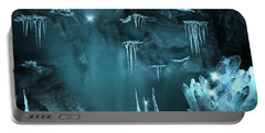Crystal Cave Mystery Portable Battery Charger