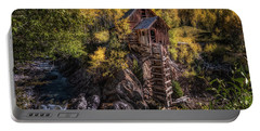 Crystal Mill Colorado Portable Battery Charger