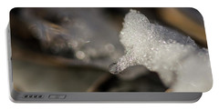 Crystals Portable Battery Charger