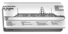 Css Virginia Ship Plans Portable Battery Charger