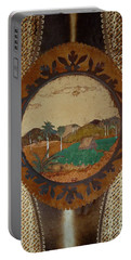 Cuba Farm Wall Art Portable Battery Charger