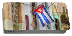 Cuban Pride Portable Battery Charger