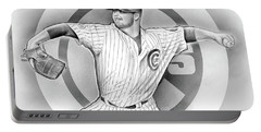 Cubs 2016 Portable Battery Charger