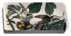 Cuckoo Portable Battery Charger by John James Audubon