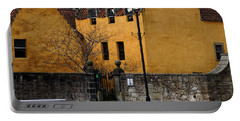 Portable Battery Charger featuring the photograph Culross by Jeremy Lavender Photography