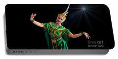 Cultural Thai Dance Portable Battery Charger