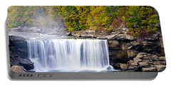Cumberland Falls Portable Battery Charger by Alexey Stiop