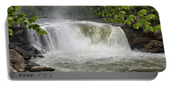 Cumberland Falls Close-up Portable Battery Charger