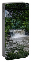 Portable Battery Charger featuring the photograph Cumberland Falls by Joann Copeland-Paul