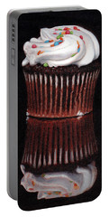 Cupcake Reflections Portable Battery Charger