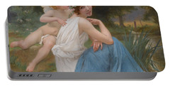 Cupid And Psyche Portable Battery Charger