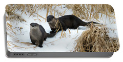 Curious Pair Portable Battery Charger
