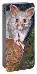 Curious Possum  Portable Battery Charger