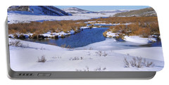 Currant Creek On Ice Portable Battery Charger