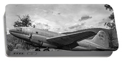 Curtiss C-46 Commando - Bw Portable Battery Charger