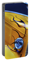 Portable Battery Charger featuring the photograph Custom 1934  Ford Artwork by Baggieoldboy