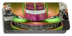 Custom Camaro Portable Battery Charger by Randy Scherkenbach