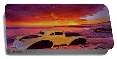 Portable Battery Charger featuring the photograph Custom Lead Sled by Louis Ferreira