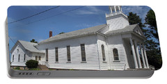 Cutchogue United Methodist Church Portable Battery Charger