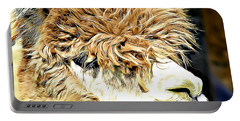 Soft And Shaggy Portable Battery Charger