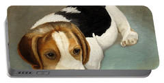 Cute Beagle Portable Battery Charger