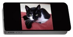 Cute Cat Portable Battery Charger