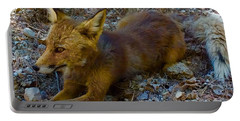 Cute Fox Friend  Portable Battery Charger